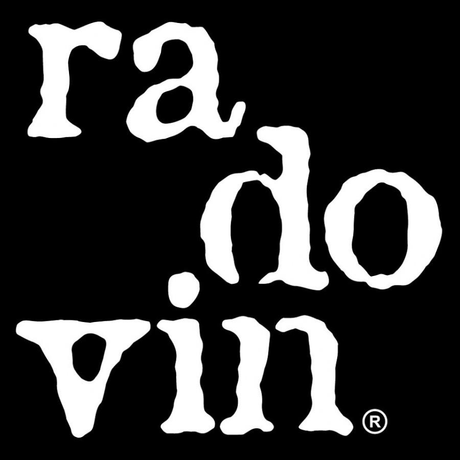 radovin logo english